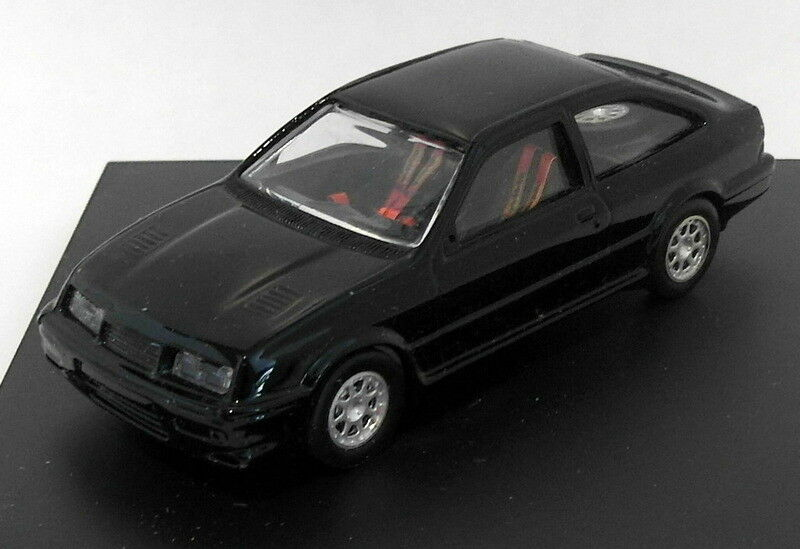 Trofeu 1 43 Scale 101 - Ford Sierra Cosworth Cosworth Cosworth Rally - negro 13942b
