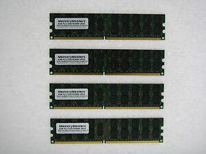 16go (4x4gb) Mémoire Pour Dell Precision 470 670 670n