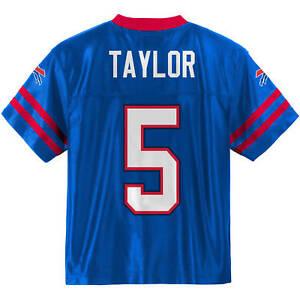 Tyrod Taylor NFL Jersey