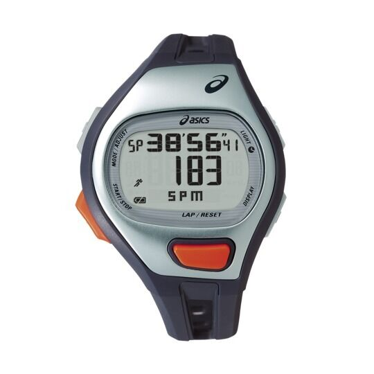 Asics Ap01 Spm Reloj Deportivo (negro Azul   Plata) + Gratis aus Entrega