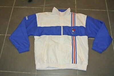 veste equipe de france olympique ADIDAS taille L TBE | eBay