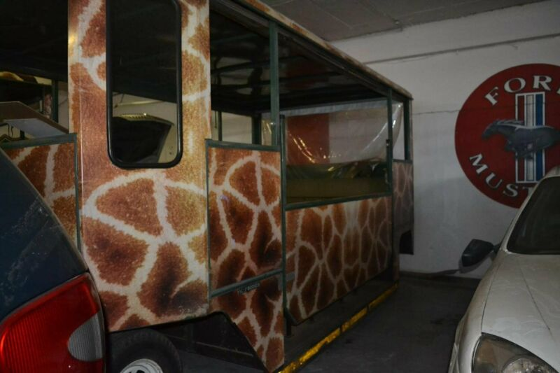 Zoo Trailers For Sale - R100k For All Three!