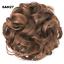 XXL-Scrunchie-Haargummi-Haarteil-Haarverdichtung-Hochsteckfrisur-Haar-Extension 縮圖 51