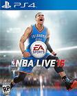 NBA Live 16 (Sony PlayStation 4, 2015)