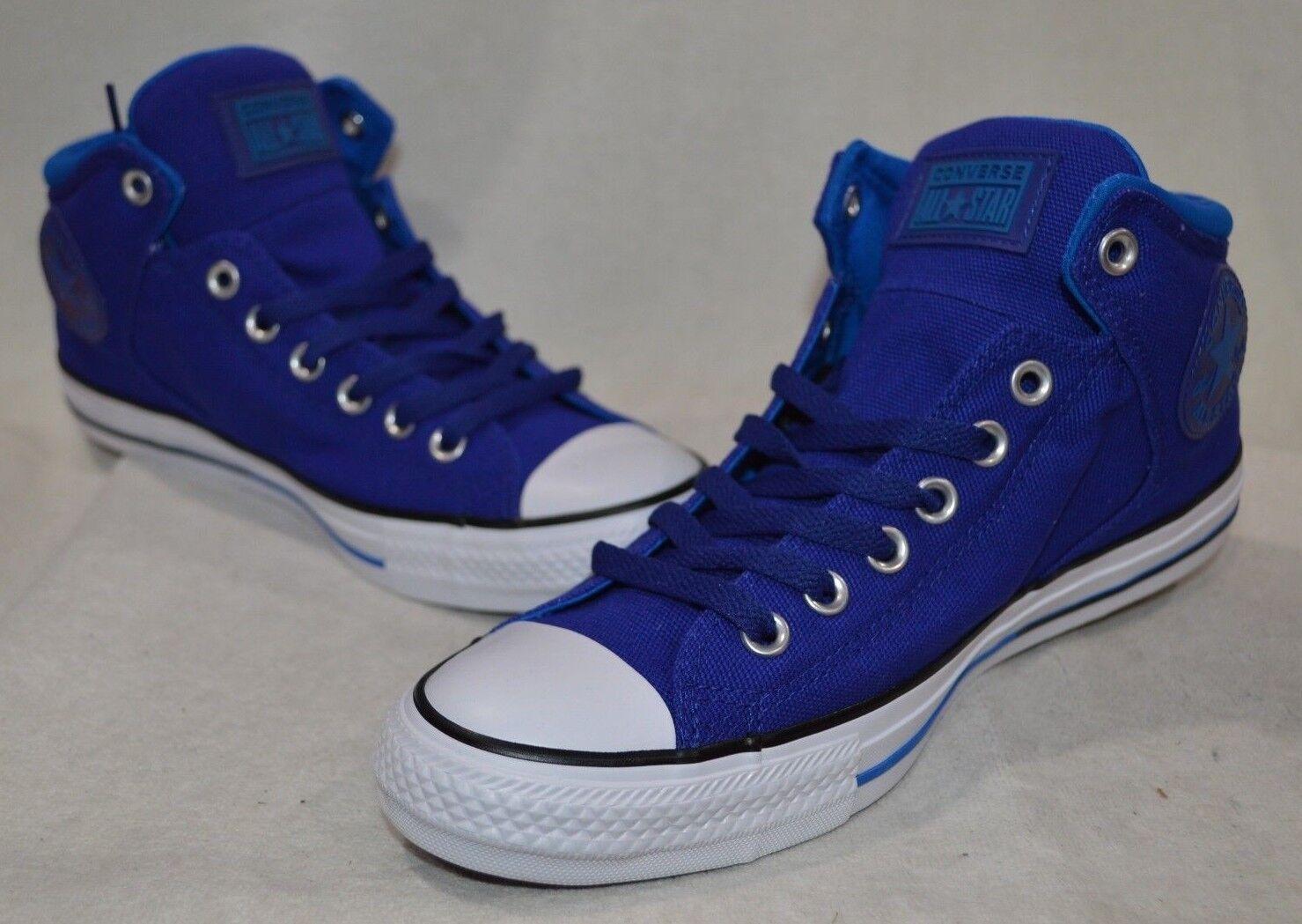 Converse CT 8/9/10 como High Street Hombre True Indigo/Soar Zapatos-Tallas 8/9/10 CT nuevas con caja 155468C ce9fcb