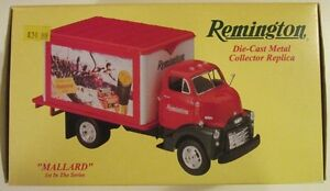 1994 First Gear 101082 Remington Mallard 1st in the series Die Cast Truck priced - Port Byron, New York, United States - 1994 First Gear 101082 Remington Mallard 1st in the series Die Cast Truck priced - Port Byron, New York, United States
