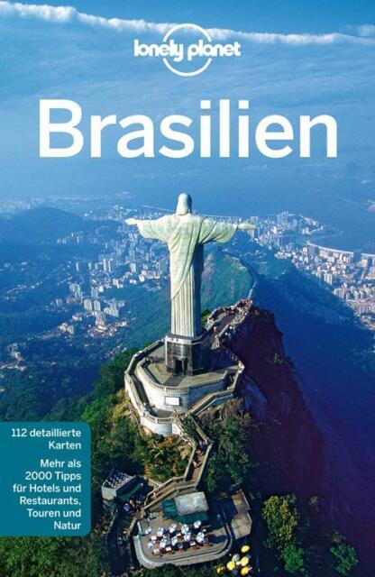 Lonely Planet Reiseführer Brasilien (Lonely Planet Reiseführer Deutsch)  ... /3