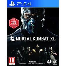 Mortal Kombat XL PS4 Juego-a Estrenar!