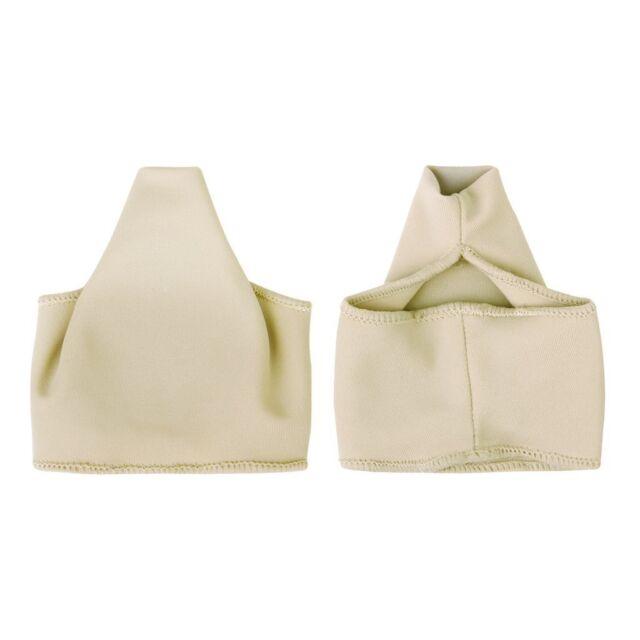 Fabric Gel Bunion Pads/Protectors/Sleeves/Shield Hallux Valgus Corrector WS C9F1