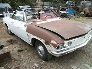 Image Is Loading 63 64 65 66 Corvair Monza 110 Convertible