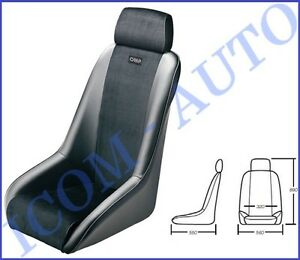 habitacle siege baquet auto vintage omp classic non. Black Bedroom Furniture Sets. Home Design Ideas
