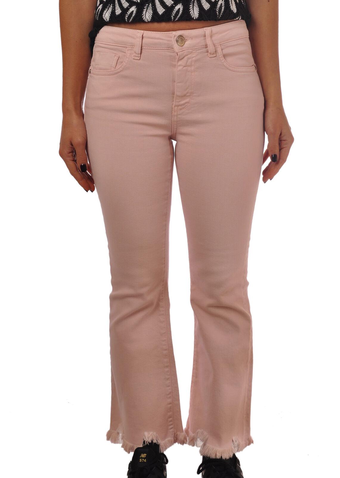 Pinko - Pants-Pants - Woman - Pink - 4771409G184329