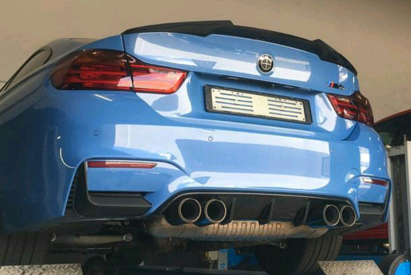 BMW F80 M3 F82 M4 V STYLE DIFFUSER | Boksburg | Gumtree Clifieds South F Bmw Seat Wiring Diagram on