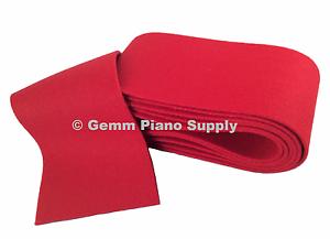 "Gemm Piano Steinway Style Stringing Cloth 2/"" Wide"