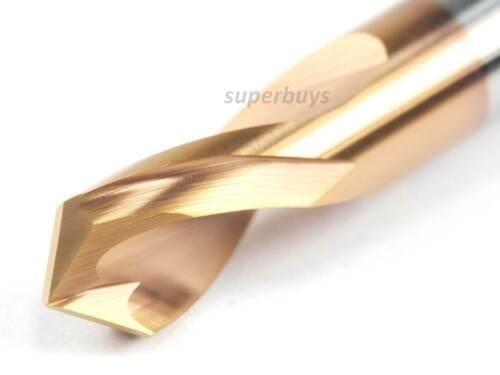 6mm Tungsten Carbide HRC58 Chamfer Cutter Tip Flute End Milling Router Bit Tool