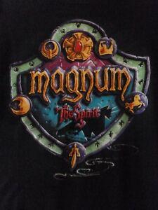 Magnum the Tour british shirt Spirit Rock European 1991 Prog T PT4rPq