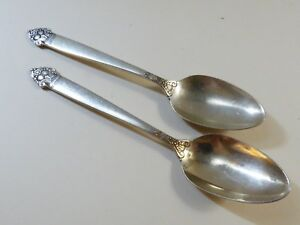 """Antique Sterling Silver 5 1//2/"""" Spoon Dated 1900 Monogram B Free Shipping"""