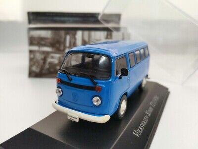 1//43 Scale Diecast Model Car Volkswagen Kombi T2 Comercial 1976 Bus