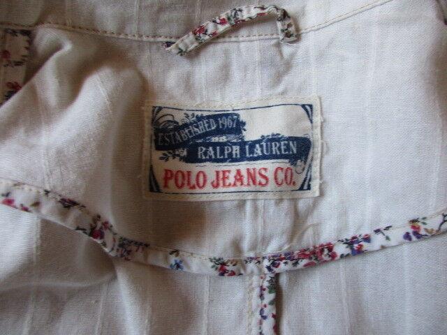 Veste Ralph Lauren white size 40 à - - - 71% eca073