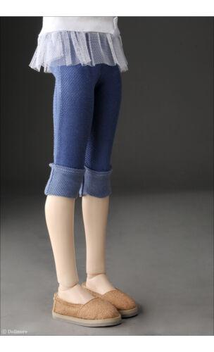 Roll-Up Leggings Blue Dollmore 1//4 BJD MSD