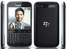 BLACKBERRY q20 Classic sqc100-1 (Sbloccato) 16gb 4g LTE Smartphone Nero NUOVO