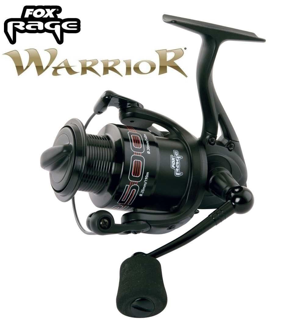 Top spinnangel ruolo Fox Rage Warrior 2500