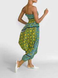 African-Jumpsuit-Dress