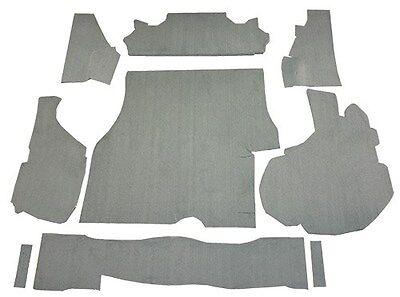 2 Door 1984 to 1987 Buick Grand National Carpet Custom Molded Replacement Kit 820-Saddle Plush Cut Pile