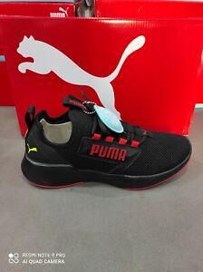 Puma Retaliate scarpa da uomo articolo 192340 18 colore nero/rosso
