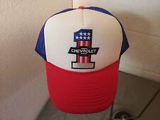 CHEVROLET #1 MESH BASEBALL CAP