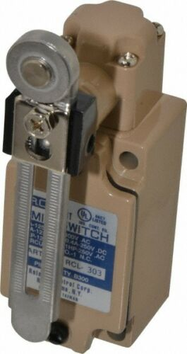 Roller Lever Act... Multiple VAC Levels Screw Terminal Value Collection NC//NO