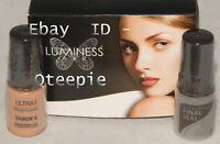 Luminess Air - Airbrush Makeup - 2 Pc Foundation 6 Ultra & Waterproof Seal