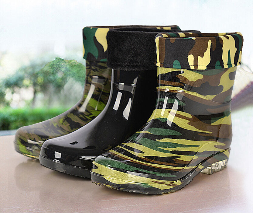 bottes galoches homme