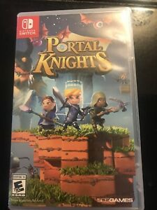 Portal-Knights-for-Nintendo-Switch-SWITCH-Action-Adventure-Video-Game
