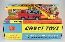Corgi Toys 64 Jeep F.C.150 working Conveyor on forward Control in O-Box #5444