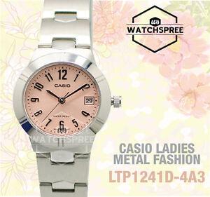 Casio-Women-039-s-Classic-Series-Watch-LTP1241D-4A3