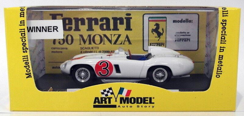Art Model 1 43 Scale ART192 - Ferrari 750 Monza Beverly Hills 1955 - P. Hill