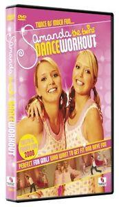 New-Samanda-The-Twins-Dance-Workout-Fitness-Dance-Exercise-Multi-Region-DVD