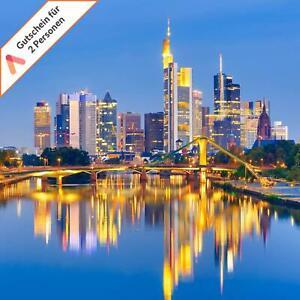 Kurzreise Frankfurt am Main 3-4 Tage 2 Personen im zentralen 4* Hotel Kaiserhof
