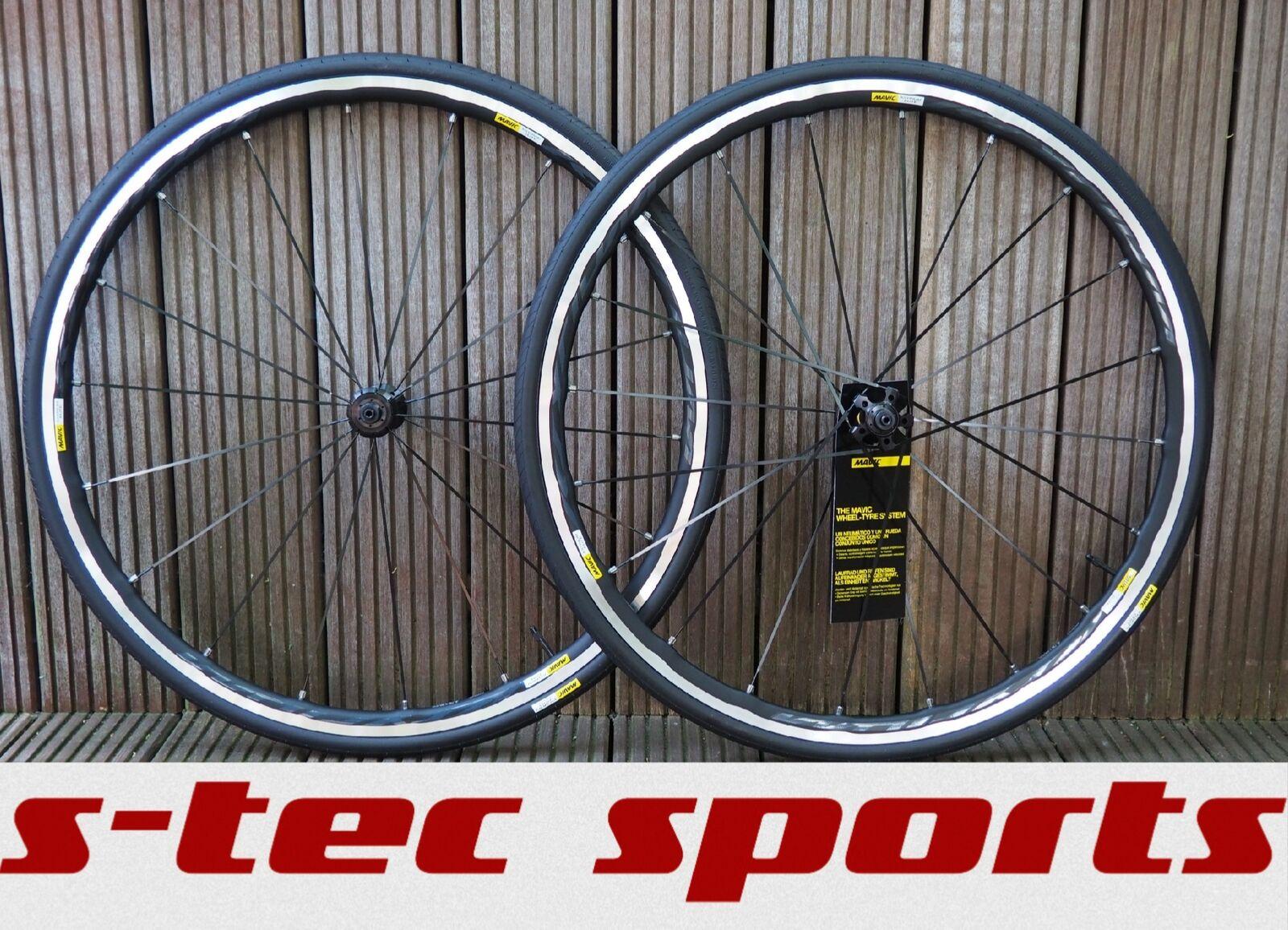 Mavic Ksyrium Elite 2016  Rennrad Roadbike Laufradsatz Wheels Wheelset