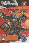 Optimus Prime's Friends and Foes by Turtleback Books (Hardback, 2011)