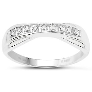 9ct-White-Gold-6mm-Channel-Set-Diamond-Eternity-Ring-Size-HIJKLMNOPQRSTUVW