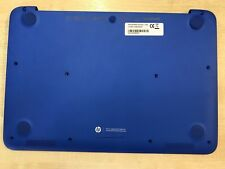 HP Stream 13-C100NA 13-C150SA 13-C009NA Base Bottom Cover Case BLUE 752601-001