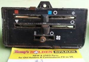 Heater-Control-amp-Fan-Switch-Panel-Holden-HJ-HX-HZ-WB-3