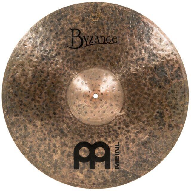 Meinl Byzance Dark Ride Cymbal 21 - Video Demo