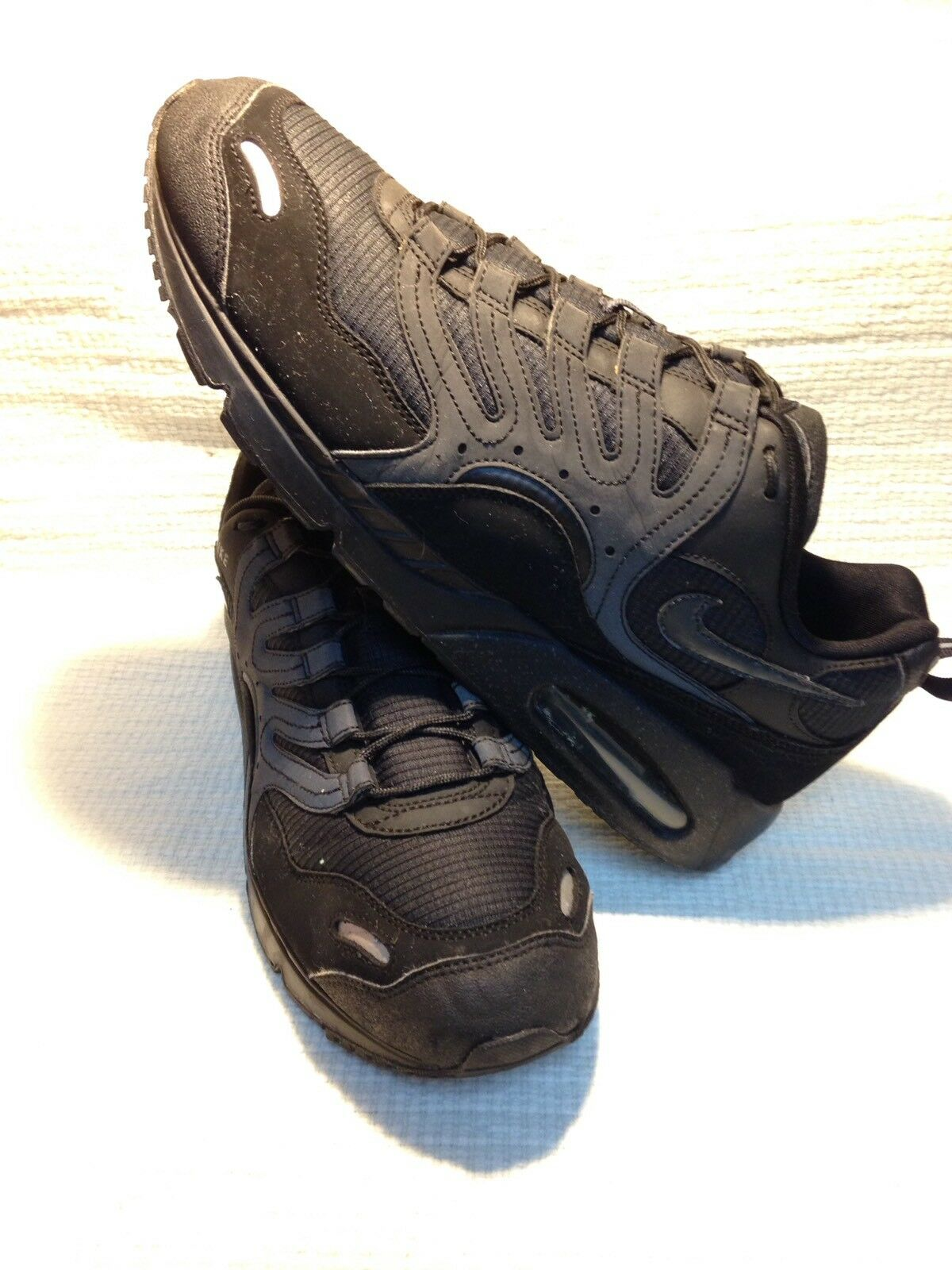 Special limited time Men's Nike Air Max Humara Black/Reflective Rare Athletic Shoe SIZE 13