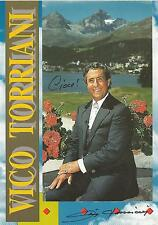 Autogramm AK Vico Torriani +1998 Schauspieler Sänger Goldener Schuß Schweiz 15-4
