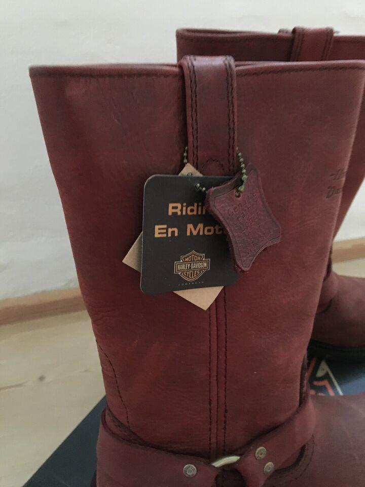 Støvler, Harley Davidson Hustin, Cajun Ladies