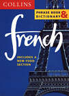 Collins French Phrase Book and Dictionary by Harper Collins Publishers (Paperback, 1998)