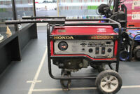 Honda EB6500x Commercial Generator Winnipeg Manitoba Preview